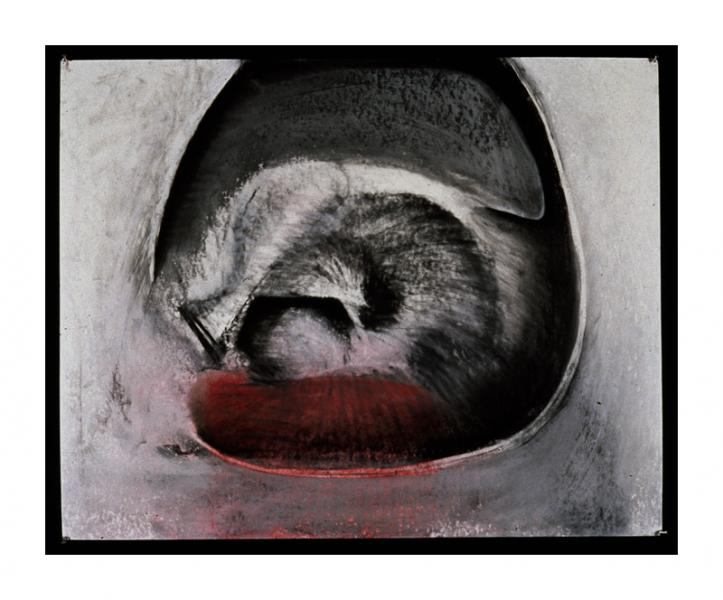 untitled drawing by Pam Taggart