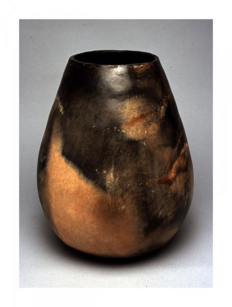 untitled ceramic vessel by Pam Taggart